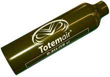 Totem Air CO2 láhev 5oz bez ventilu